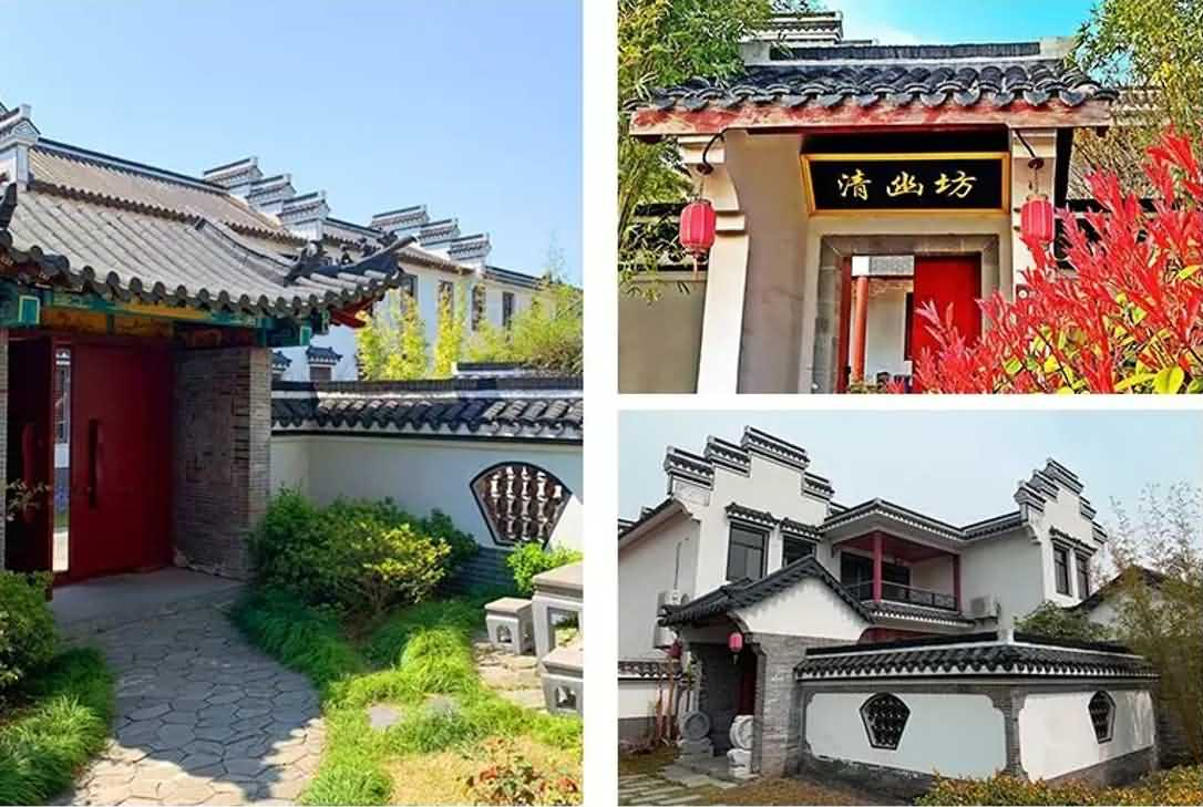 南京七仙大福村特色民宿