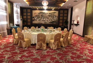 仪征枣林山庄餐饮